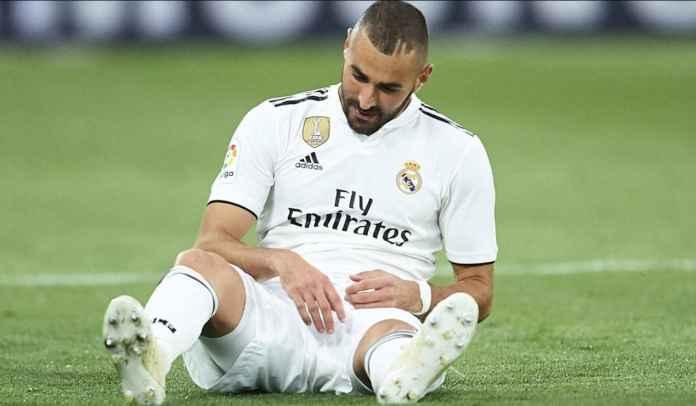 Karim Benzema Ikut Absen, Real Madrid Tanpa Sembilan Pemain Hadapi Valladolid!