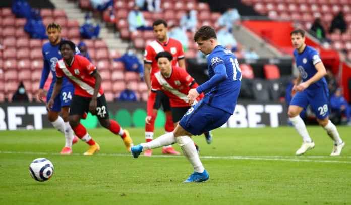 Rapor Pemain Chelsea 1-1 Southampton, Mount Penuh Energi, Tammy Mengecewakan