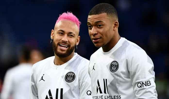 Neymar Perpanjang Kontrak di Paris Saint-Germain, Ini Harapan Kylian Mbappe