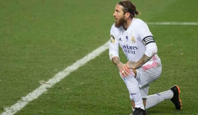 Breaking News : Sergio Ramos Operasi Lutut, Bakal Absen Selama Enam Pekan!