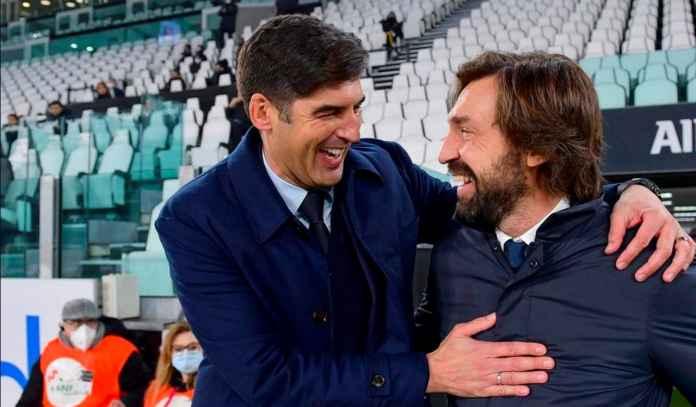 Pirlo Sebut Juventus Memang Sengaja Main Bertahan, Roma Kena Jebakan Batman!