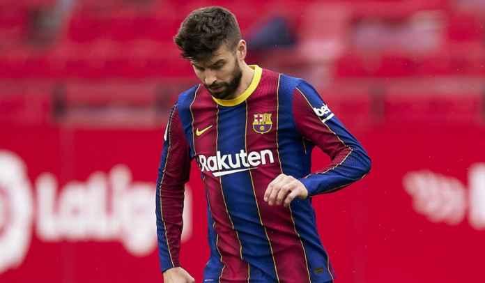 Barcelona Libas Sevilla, Pique Sebut Perburuan Gelar Liga Spanyol Masih Terbuka