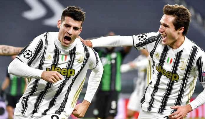 Juventus Tolak Morata Tetap, Hanya Ingin Memperpanjang Kontrak Pinjaman