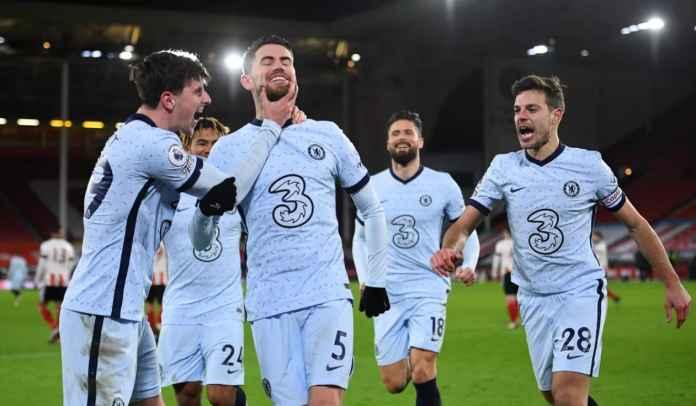 Rapor Pemain Chelsea Menang 2-1 di Sheffield, Werner Inspirasi Kemenangan Blues