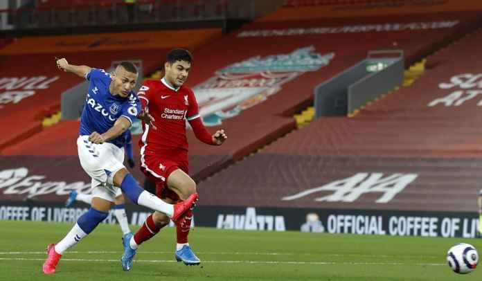 Rapor Pemain Liverpool 0-2 Everton, Kabak Lakukan Kesalahan Lagi, Arnold Ceroboh