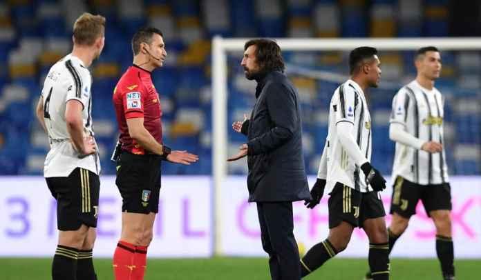 Andrea Pirlo Sebut Penalti Napoli Patut Dipertanyakan, Juventus Tak Layak Kalah