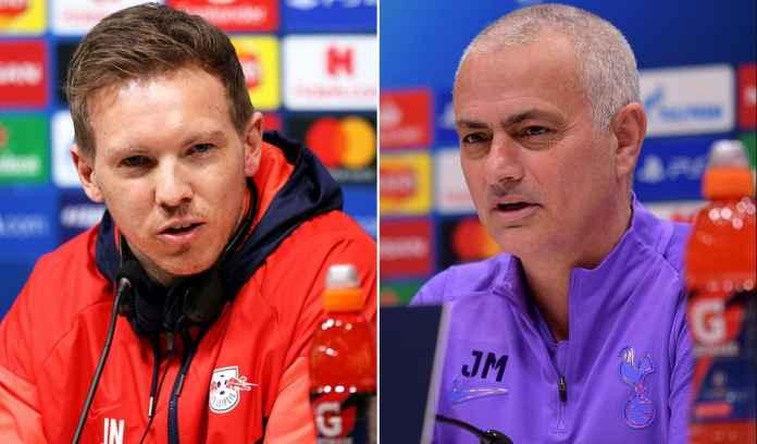 Tottenham Sudah Siap Pecat Jose Mourinho, Tunjuk Julian Nagelsmann Jadi Pengganti
