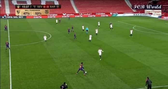 Mantan Target Transfer Man United dan Man City Sakiti Barcelona Dengan Satu Gol