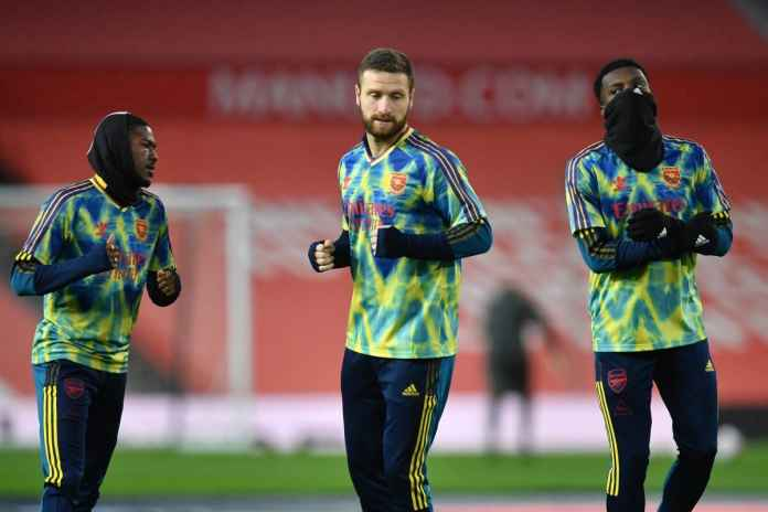 Shkodran Mustafi Kirim Pesan Menyentuh ke Fans Arsenal