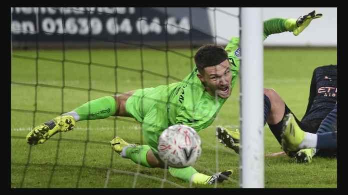 Manchester City Melaju ke Perempat Final Dengan Skor Besar 1-3 Atas Swansea City