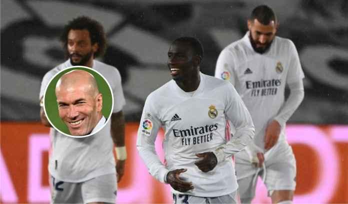Zinedine Zidane Bangga Real Madrid Bisa Atasi Krisis Cedera Dengan Kemenangan