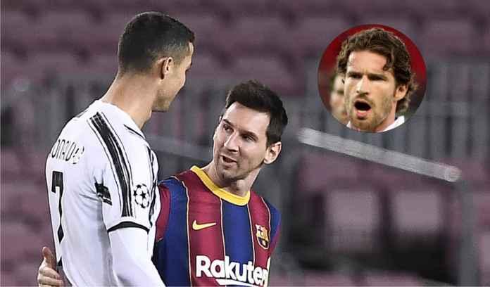 Mantan Bek Timnas Jerman Sebut Messi Lebih Sulit Dilawan Ketimbang Ronaldo