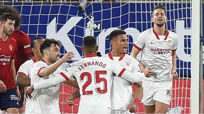 Hasil Liga Spanyol: Mantan Striker Barca Tadi Malam Bantu Sevilla Gusur Barcelona ke Posisi 4