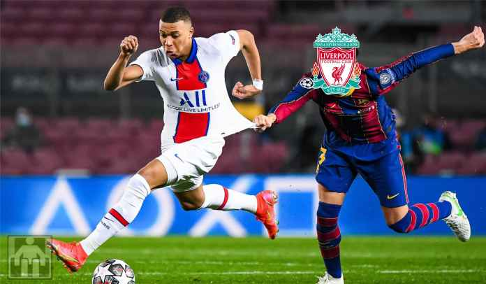 Paris Saint-Germain Minta 3,4 Trilyun Untuk Kylian Mbappe, Liverpool Siap Bayar!