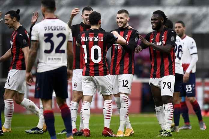 AC Milan Dapat Nasehat Khusus Jelang Hadapi MU