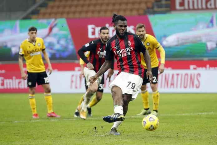 AC Milan Dapat Tuntutan Usai Gagal Benamkan Udinese