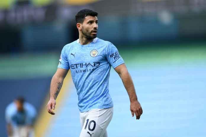 Aguero Diabaikan di Man City, Eks The Reds Bingung