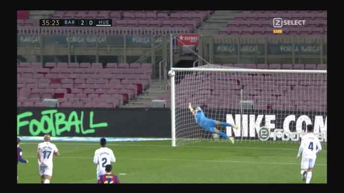 Antoine Griezmann goal versus Huesca