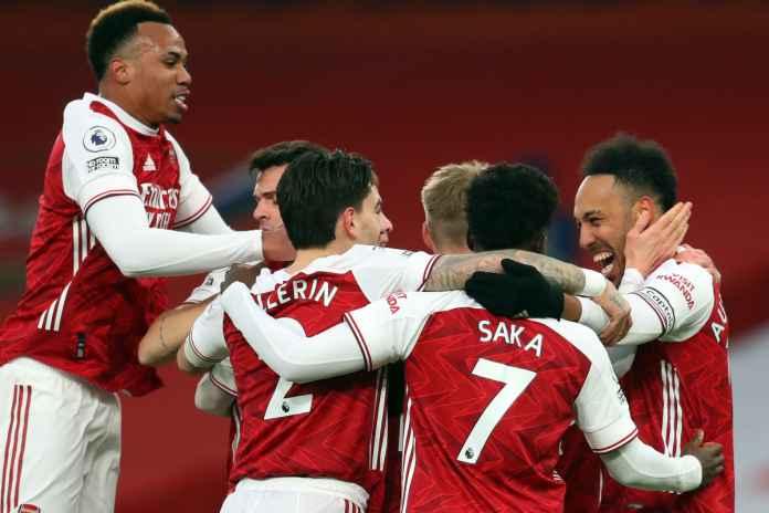 Arsenal Terancam Kalah Jumpa Olympiakos