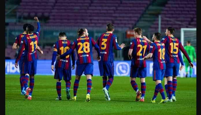 Percaya Gak Percaya, Barcelona Hanya Berpeluang 5 Persen Saja Lolos Perempat Final Liga Champions