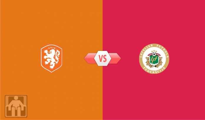 Prediksi Belanda vs Latvia, Kualifikasi Piala Dunia 2022 Zona Eropa Grup G
