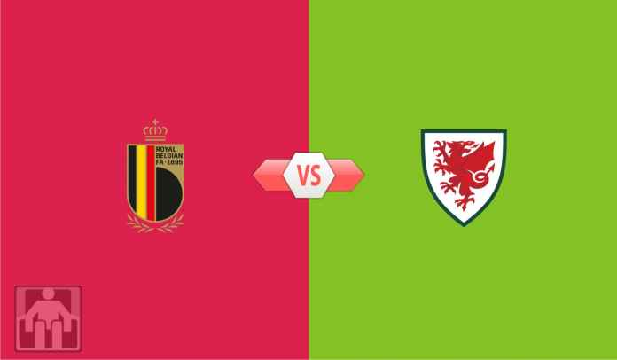 Prediksi Belgia vs Wales, Kualifikasi Piala Dunia Dunia 2022 Zona Eropa Grup E