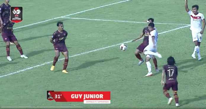 Hasil Piala Menpora: Borneo FC Meningkat Dari 2 Gol Menjadi Skor 2-2 Melawan PSM Makassar