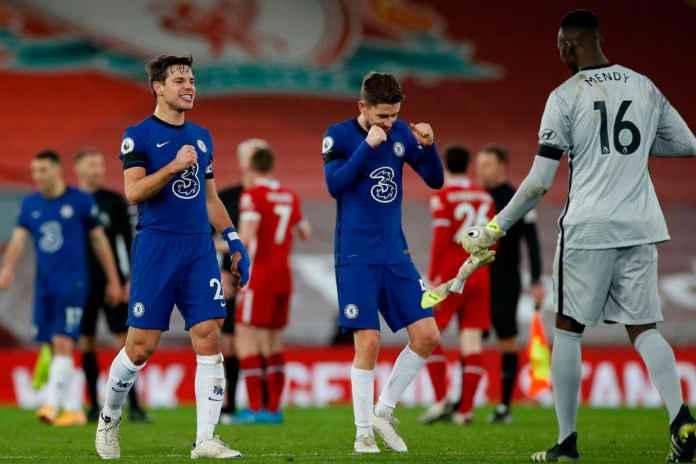 Chelsea Dinilai Tampil Sempurna Bekuk The Reds
