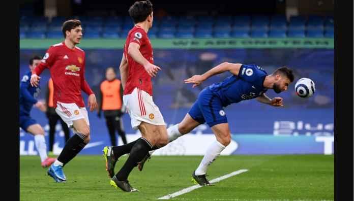 Hasil Liga Inggris: Pertama Kali Dalam 99 Tahun, Chelsea vs Man United Usai 0-0 Dua Kali!