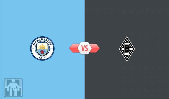 Prediksi Manchester City vs Borussia Monchengladbach, City Menang Mudah Lagi?