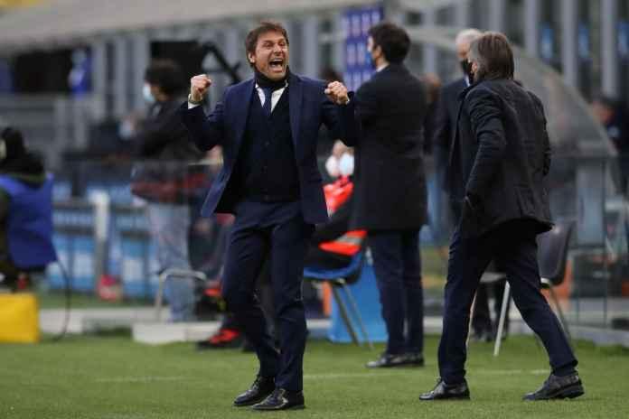 Conte Djiamin Bisa Berikan Trofi untuk Inter Milan