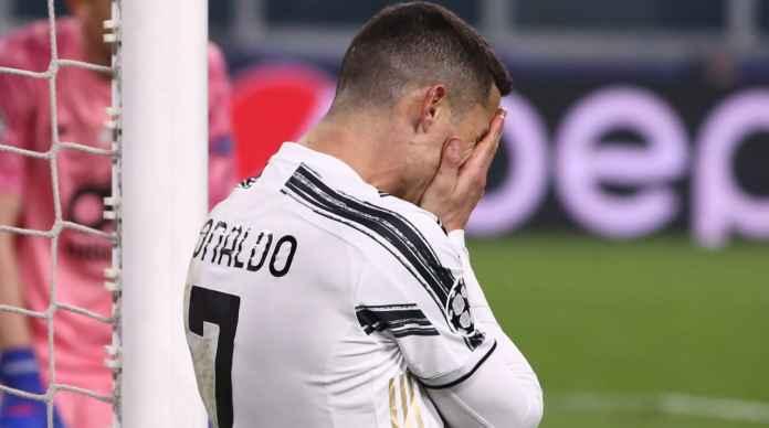Ronaldo Takut Burungnya Kena Hantam Bola, Balik Badan, Eh Juventus Kebobolan Gol Tandang Kedua FC Porto