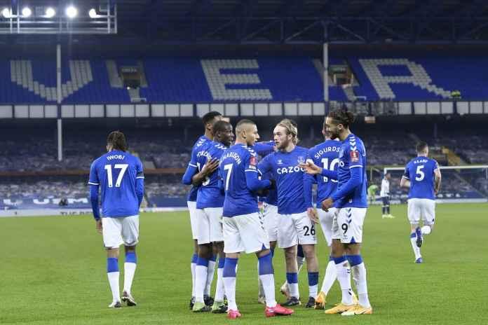 Everton Didesak Tampil Serius Hadapi Burnley