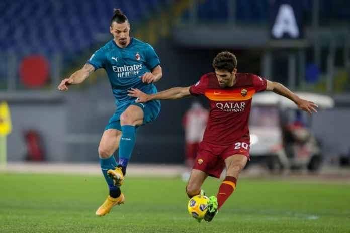 Fonseca Sentil Pemain AS Roma Usai Dibekuk Milan