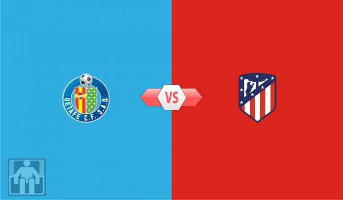 Prediksi Getafe vs Atletico Madrid, Pemanasan Main Lebih Ofensif Demi Chelsea