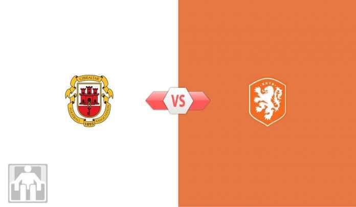 Prediksi Gibraltar vs Belanda, Kualifikasi Piala Dunia 2022 Zona Eropa Grup G