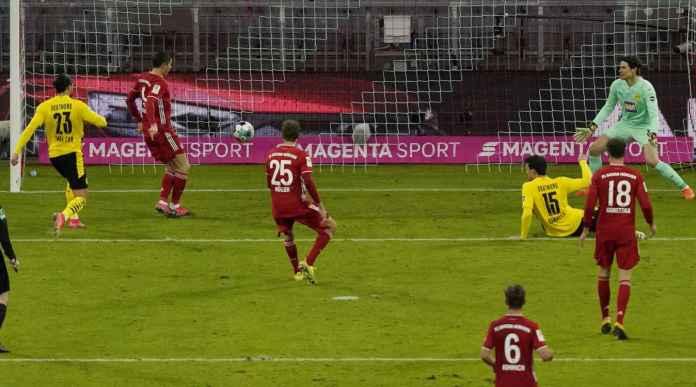 Hasil Liga Jerman: Menang 4-2, Bayern Munchen Puncaki Bundesliga Lagi, Unggul Selisih Gol, Lewandowski 31 Gol!