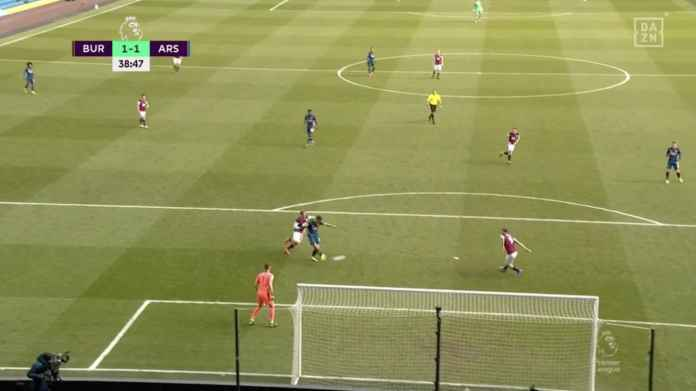 Lihat Granit Xhaka Beri Gol Gratis Untuk Burnley, Merugikan Arsenal 2 Poin Penting
