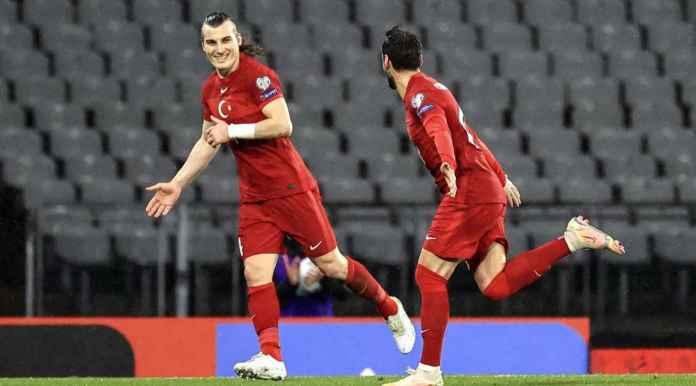 Hasil Kualifikasi Piala Dunia: Turki Lanjutkan Tradisi 3 Gol Lebih, Tapi Latvia Juga Kejutkan Tuan Rumah