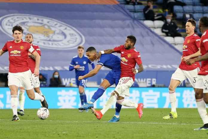 Harry Maguire Buka Suara Usai MU Dikalahkan Leicester