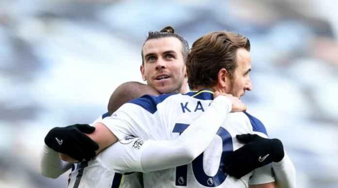 Hasil Bola Liga Inggris - Hasil Tottenham Hotspur vs Crystal Palace - Skor AKhir - Gareth Bale Harry Kane