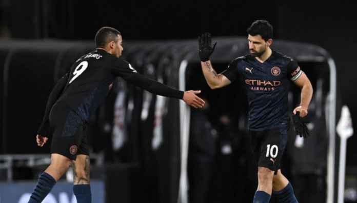 Hasil Fulham vs Manchester City di Liga Inggris tadi malam