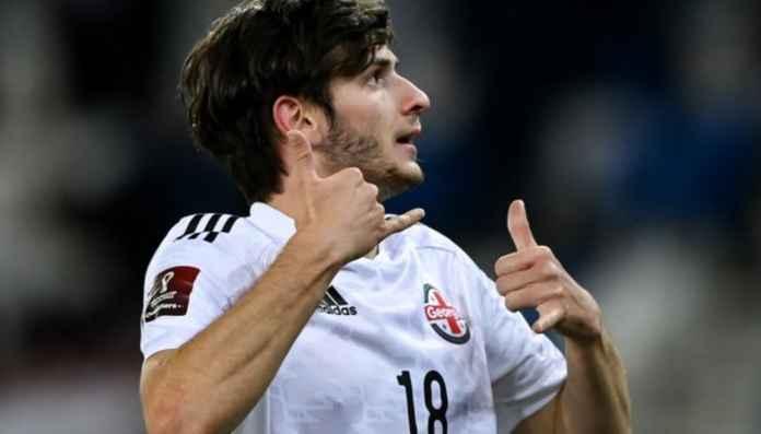 Hasil Georgia vs Spanyol di babak kualifikasi Piala Dunia 2022