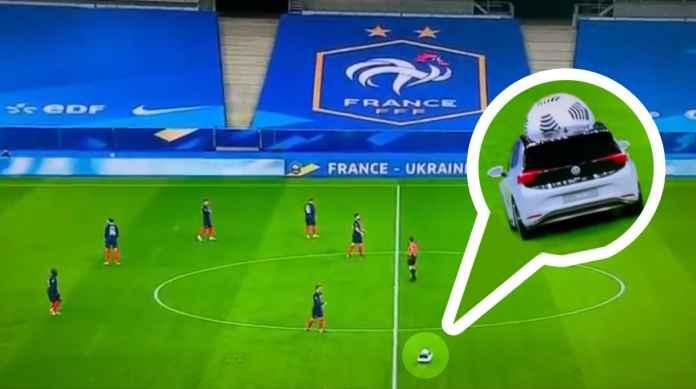 Hasil Perancis vs Ukraina di Babak Kualifikasi Piala Dunia 2022