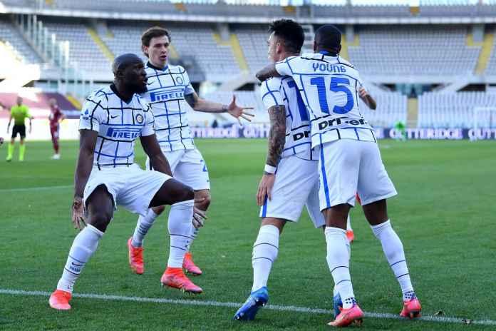 Inter Milan Diklaim Sudah Menangkan Trofi Serie A