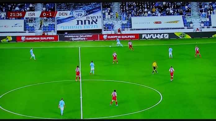 Israel vs Denmark, kualifikasi Piala Dunia