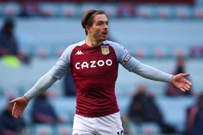 Jack Grealish Berhasil Membuat Aston Villa Bahagia