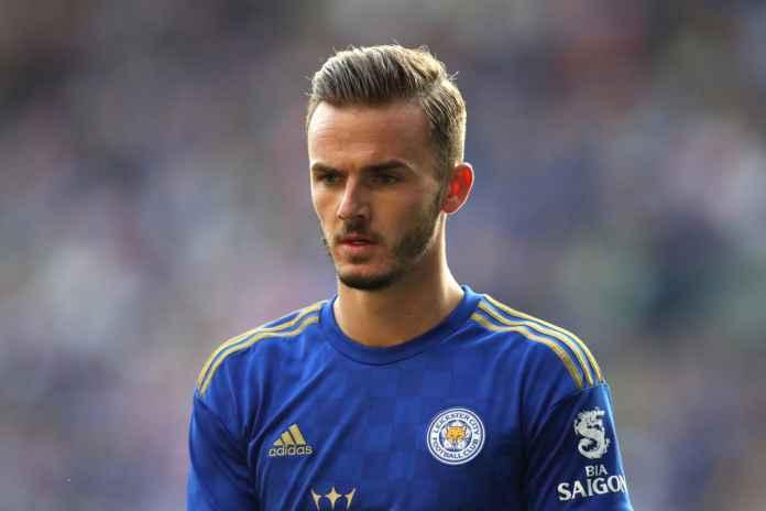 James Maddison Terancam Absen Lama Untuk Leicester