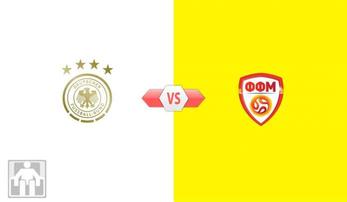 Prediksi Jerman vs Makedonia Utara, Kualifikasi Piala Dunia 2022 Zona Eropa Grup J