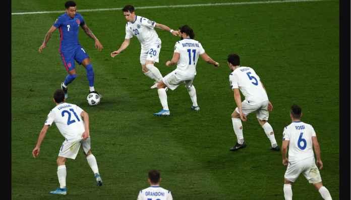 Jesse Lingard vs San Marino, kualifikasi Piala Dunia 26 Maret 2021